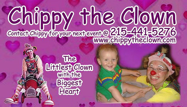 Chippy The Clown - Welcome!